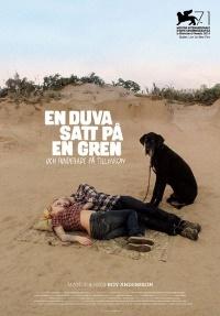 En_duva_satt_pa_en_gren_och_fundera